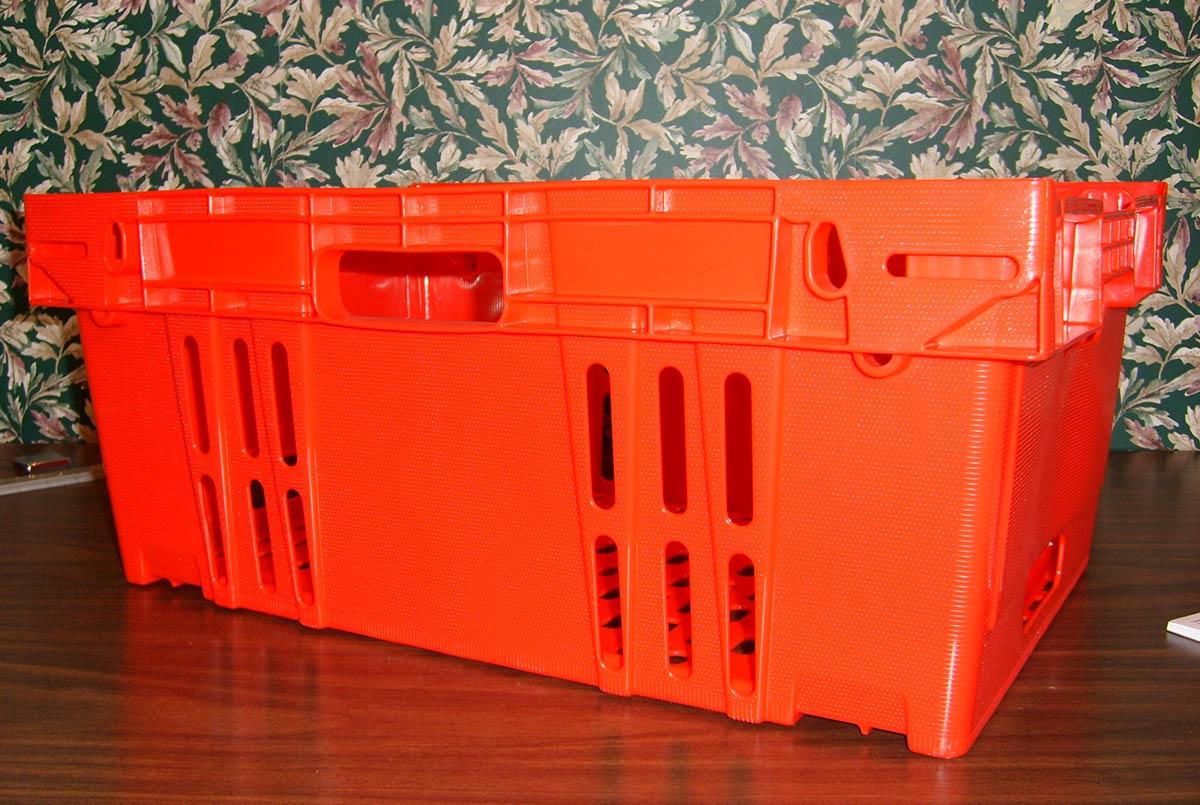Storage Tote Molding